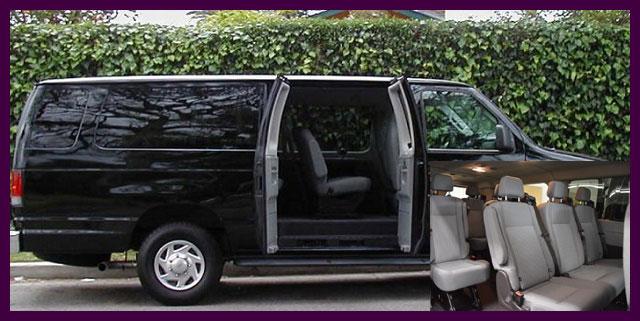 Ford Passenger Van