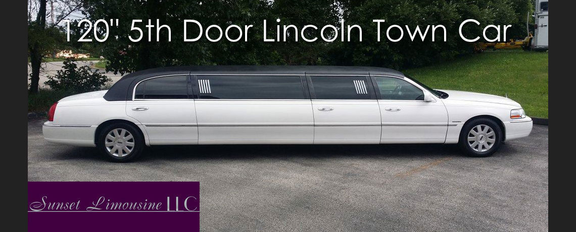 5th Door Lincoln Town Car