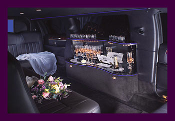 5th Door Lincoln Town Car INTERIOR